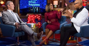 Kandi Burruss on Kandi Koated Nights