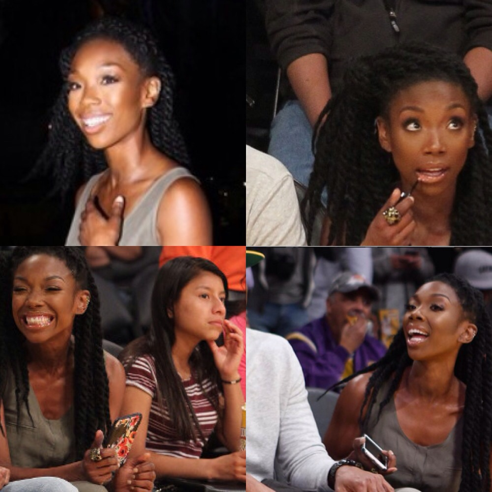 Kobe dating brandy