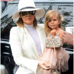 Khloe Kardashian spent Easter with Lamar Odom