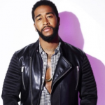 Omarion is a happy father