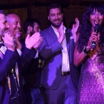 Naomi Campbell celebrates her new book in NYC