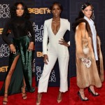 Rihanna, Kelly Rowland, Monica Brown and more at the BET Black Girls Rock