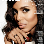 Kerry Washington covers WWD Magazine