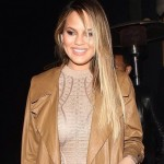 Chrissy Teigen shows off her two weeks post partum body
