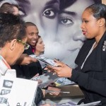 """Jennifer Hudson shares love to her fans as she performs """"The Color Purple"""" at Broadway Theater for the last time"""