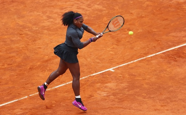 Serena Williams Rolland Garros