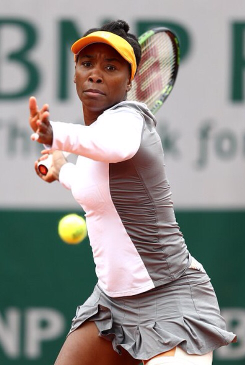 Venus Williams Rolland Garros
