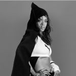 Rihanna promotes her new Puma Collection