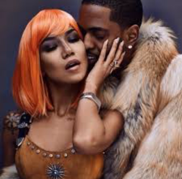 Jhene Aiko and Big Sean