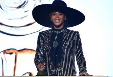 Beyonce at the CFDA Awards 2016