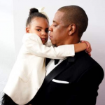 Blue Ivy, Jay Z and Tina support Beyonce at the CFDA Awards 2016