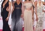 Naomi Campbell, Gabrielle Union, Jourdan Dunn, at CFDA Awards 2016