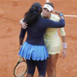 Serena Williams lost the Roland Garros final