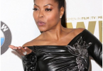 Taraji P. Henson at the Women In Film + Lucy Awards
