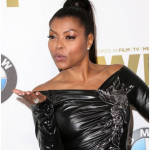 Taraji P. Henson gets honored at the Women In Film + Lucy Awards