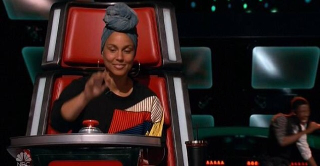 Alicia Keys - The Voice