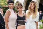 Halle Berry, Jennifer Hudson and Ciara attend Revlon event