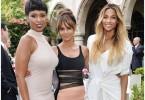 Halle Berry, Jennifer Hudson and Ciara attend Revlon event