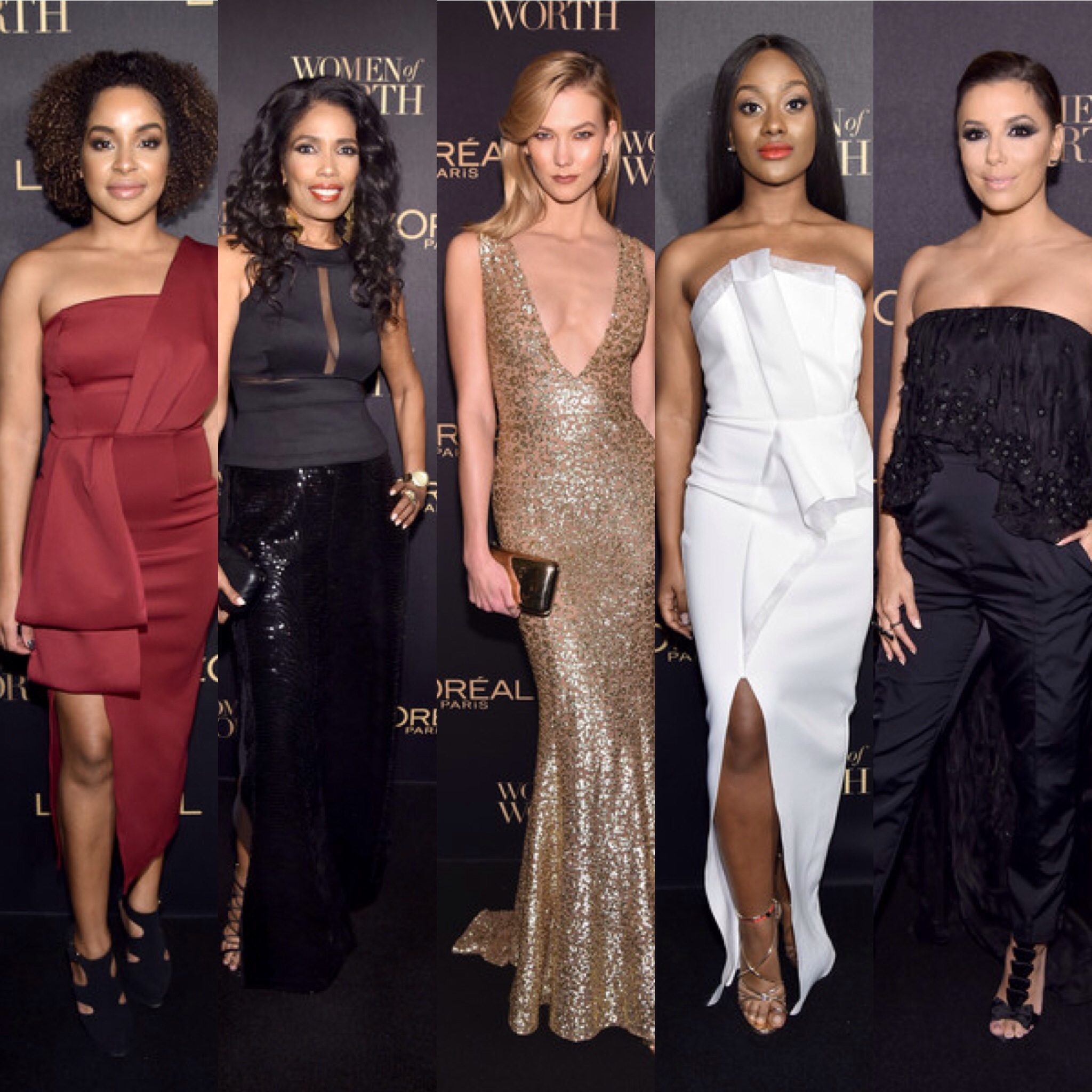 L'Oreal Paris Women of Worth Celebration 2016 in New York City