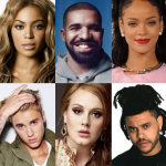 2016 American Music Awards – The nominees are…
