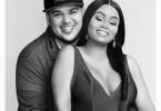 Black Chyna and Rob Kardashian