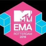 Jourdan Dunn and Winnie Harlow at the 2016 Europe MTV Music Awards