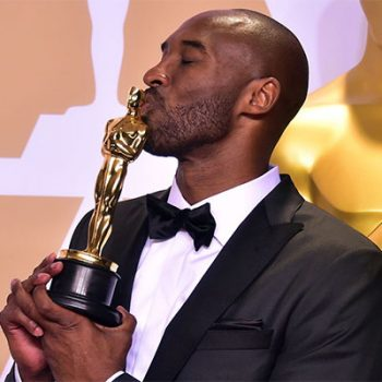Kobe Bryant won an Oscar for Dream Basketball at the Oscars 2018