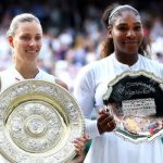 Serena Williams is a great champion even if she lost the Wimbledon 2018 final
