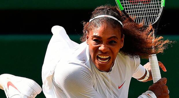 Serena Williams Wimbledon 2018