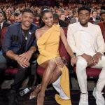 Ciara stole the ESPYS red carpet with her yellow gown