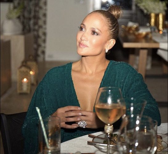 Jennifer Lopez 49th Birthday