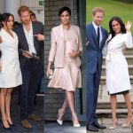 Meghan Markle is a fashionista pregnant duchess