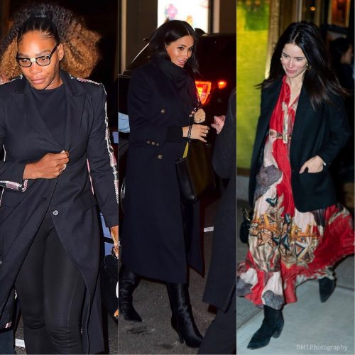 Serena Williams, Meghan Markle, Abigail Spencer