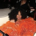 Diana Ross celebrated her 75th birthday like a diva
