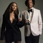 Beyoncé and Jay Z received the Vanguard Award at GLAAD Media Awards 2019 in Los Angeles