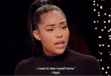 Jordyn Woods Red Table Talk
