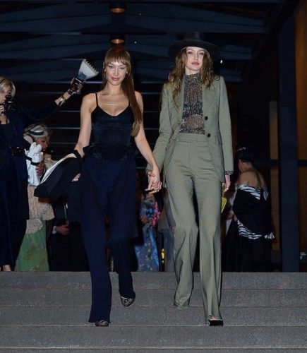 Gigi Hadid and Bella Hadid