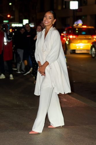 Mya at Marc Jacobs wedding