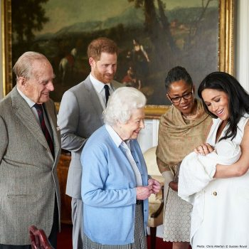 Sussex royal baby