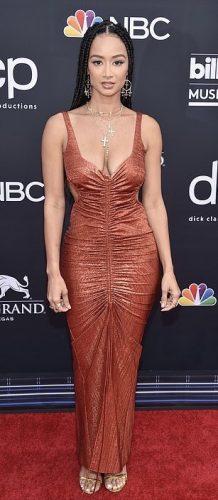 Draya Michele at Billboard Music Awards