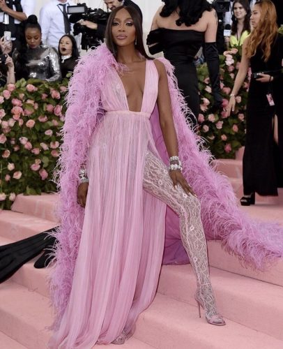 Naomi Campbell MET Gala 2019