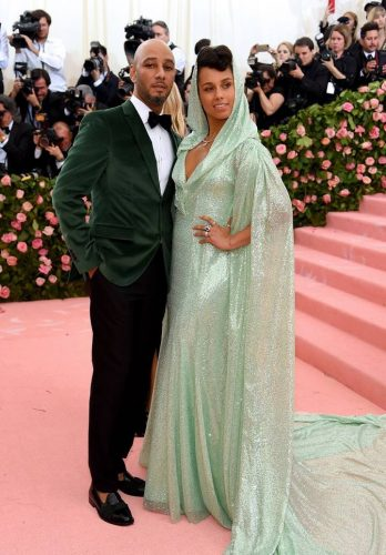 Alicia Keys and Swizz Beatz MET Gala 2019