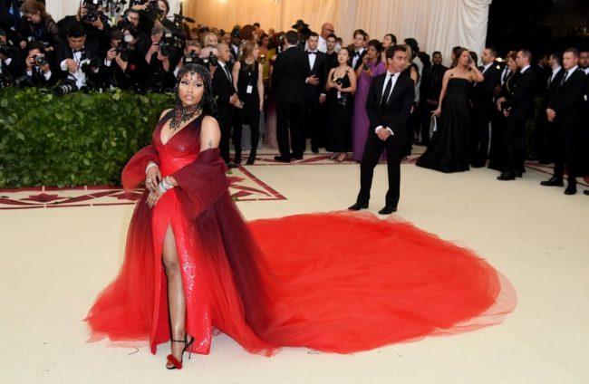 Nicki Minaj MET Gala 2018