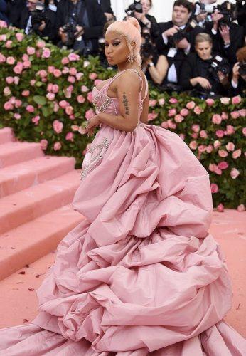 Nicki Minaj MET Gala 2019