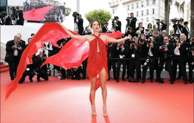 Alessandra Ambrosio Cannes Festival 2019