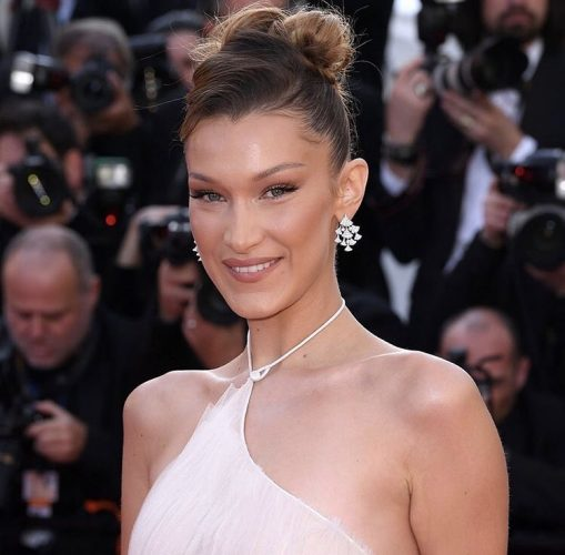 EltonBella Hadid at Rocketman movie premiere at Cannes 2019