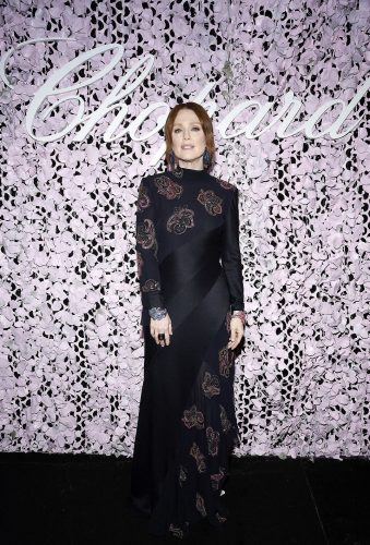 Julianne Moore at Chopard Party Cannes 2019