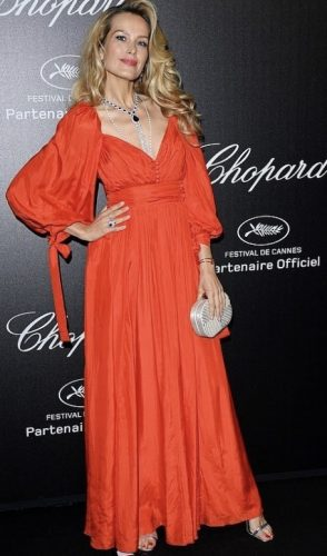Petra Nemcova at Chopard Party Cannes 2019