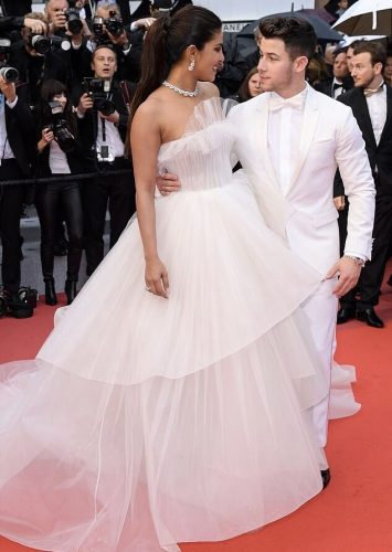 Priyanka Chopra and Nick Jonas Cannes 2019