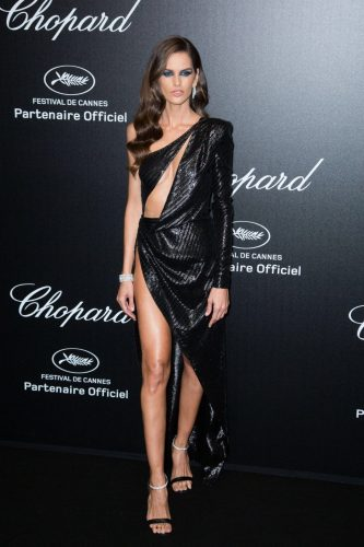 Izabel Goulart at Chopard Party Cannes 2019